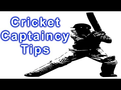 Hd Cricket Coaching Fielding Tips On Positions & Placements For Captaincy video