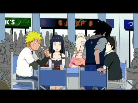 Озвучено Naruto - Konoha High School Episode 2 / Коноха высшая школа 02