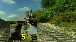 How Many Times Do Engines Crash Until Thomas Catches The Runaway Car
