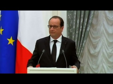 Hollande: It is essential to avoid 'any risk'