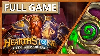 Hearthstone. Full Game. Фатиг воин vs Контроль воин