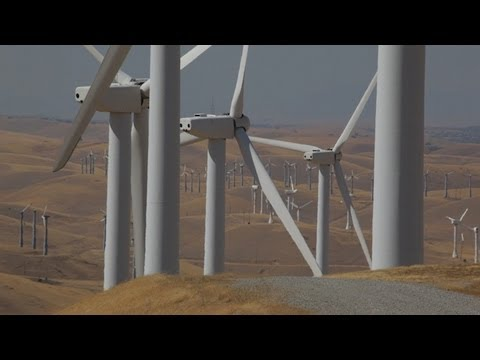 Science in the City: Altamont Wind Farms