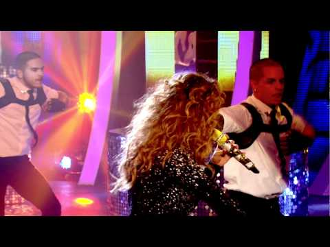 Jennifer Lopez  - On The Floor (live)  So You Think You Can Dance Uk video