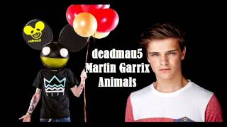 Martin Garrix - Animals (Deadmau5 Troll Remix)