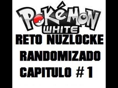 Pokemon Blanco: Reto Random Nuzlocke: Walkthrough: Capitulo 1