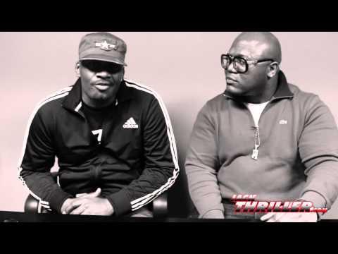Jack Thriller Interviews Shawn Fonteno video