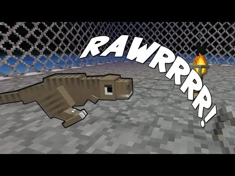 Minecraft - Attack Of The B Team - Troublesome TREX!! [22]