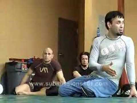 Eddie Bravo and Ivan Salaverry on: Rubber Guard Theory Image 1
