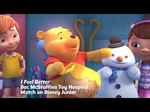 Feel Better | Music Video | Doc McStuffins | Disney Junior