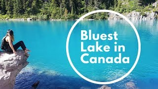 CANADA'S BLUEST LAKE? — Garibaldi Lake Hike Near Vancouver BC
