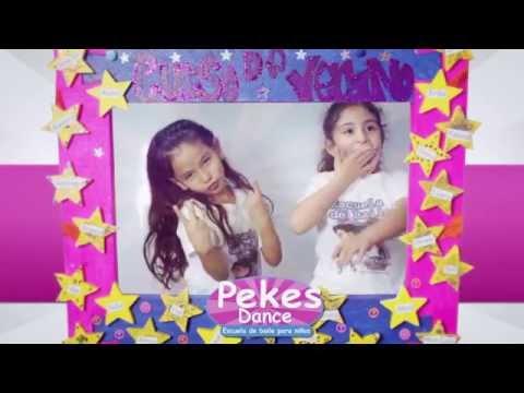 Video Musical Curso de Verano Pekes Dance