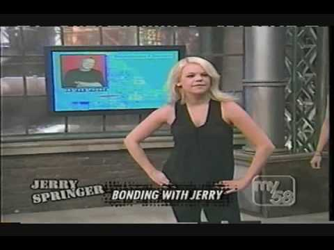 Hot girl in Jerry Springer