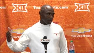Charlie Strong press conference [Sept. 17, 2014]