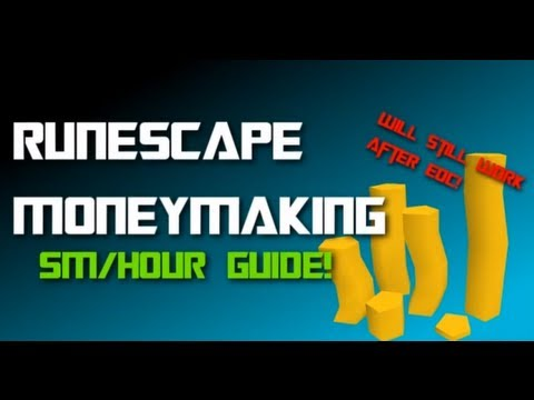 RuneScape EoC 5M/Hour Moneymaking Guide! + Update