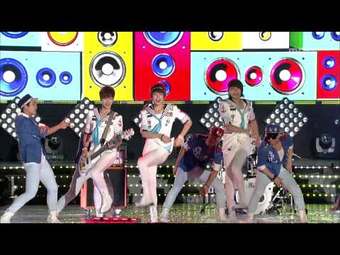 Led Apple - Run To You,  - , Music Core 20120728 video