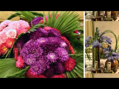 Floral Design for Luxury Hotels and Restaurants