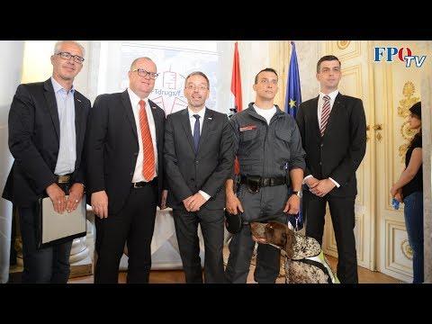 Großer Erfolg im Kampf gegen den Drogen- und Waffenhandel
