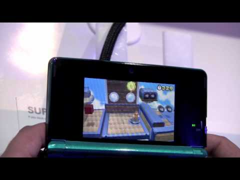 Super Mario 3D Land World 2-5 with Audio