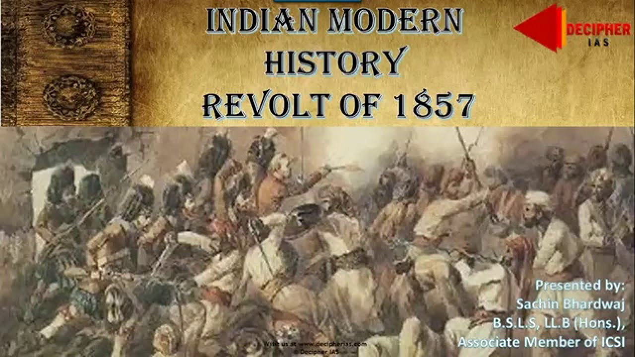 1857 uprising india essay I want an essay type answer for my exams  in india the revolt of 1857 was a revlot or a mutiny in india 1857 revolt was a mutiny or first war of.