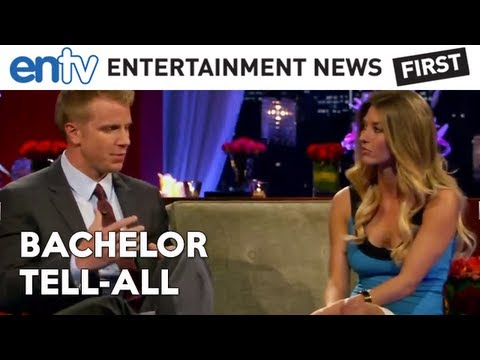 The Bachelor Tell-All Top Moments : Sean Lowe Forced To Face His Exes - ENTV