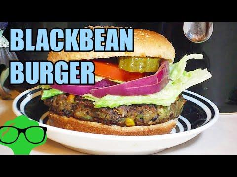 How to make: Black Bean Burgers - Vegetarian Friendly Recipe