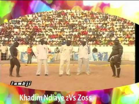 Khadim Ndiaye 2Vs Zoss