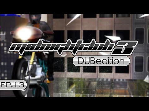Midnight Club 3 Dub Edition Ep13 - New 350z Look