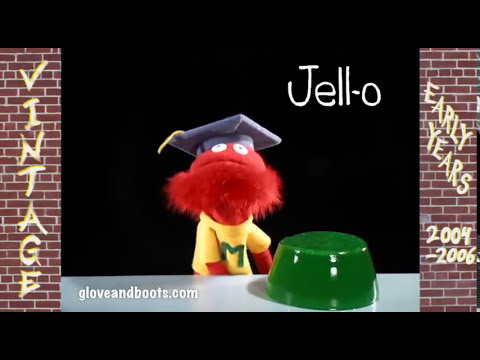 Mario's Word of the Week - Jello
