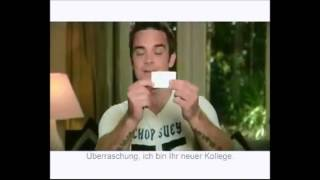 Robbie Williams - commercial for T- mobile 2006