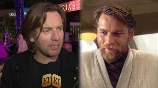 Ewan McGregor Says Obi-Wan Kenobi Series at Disney Plus Is Moving Production to Next Year (Exclusive