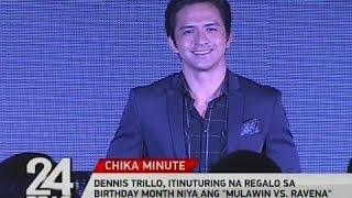 24 Oras: Dennis Trillo, itinangging engaged na sila ni Jennylyn Mercado