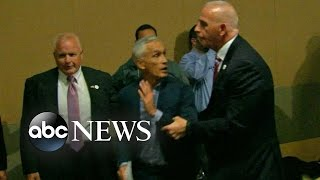 Play-by-Play of Donald Trump, Jorge Ramos Showdown