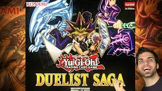 BEST YuGiOh Duelist Saga Box Opening! *NEW* Ultra Rare Technology! OH BABY!!