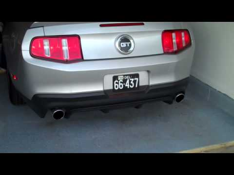 2010 Mustang GT with Hot Rod cams!