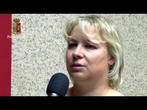 Intervista alla vedova di Roberto Mancini