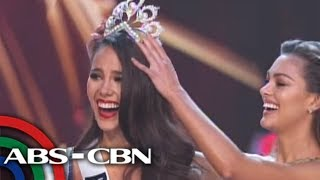 News Patrol: Miss Philippines Catriona Gray kinoronahang Miss Universe 2018