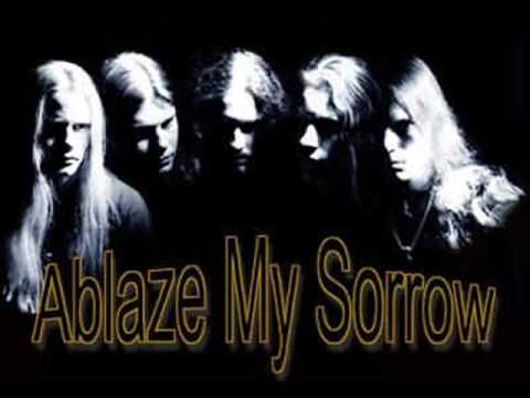 Ablaze My Sorrow - Slit Wide Open