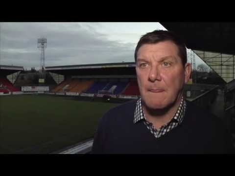 Tommy Wright pre match Inverness 18/12/14