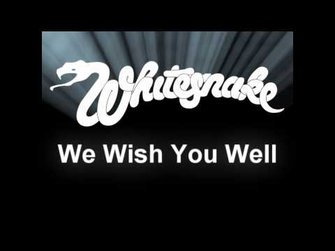 Whitesnake - We Wish You Well