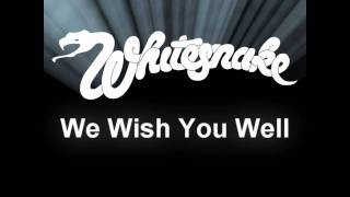Watch Whitesnake We Wish You Well video