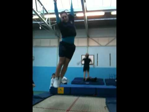 Me Trampolining At School Xxx The Good Times Xxx video