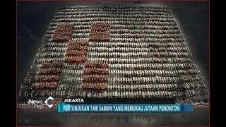 Download Lagu MEMUKAU! Ribuan Penari Saman Hipnotis Jutaan Penonton Asian Games - iNews Pagi 19/08 Gratis STAFABAND