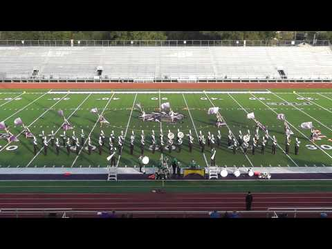 Livingston High School Band 2012 - UIL Region 10 Marching Contest
