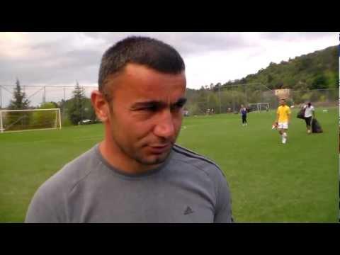 Traxtorsazi-FC Qarabağ Gurban Gurbanov