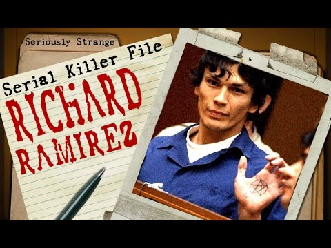 The Night Stalker - Richard Ramirez | SERIAL KILLER FILES #14