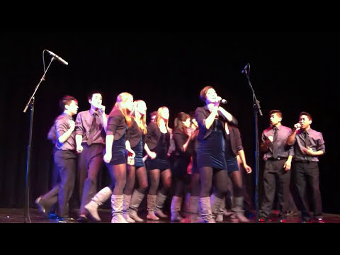 UCSD Tritones - Teenage Dream/Firework