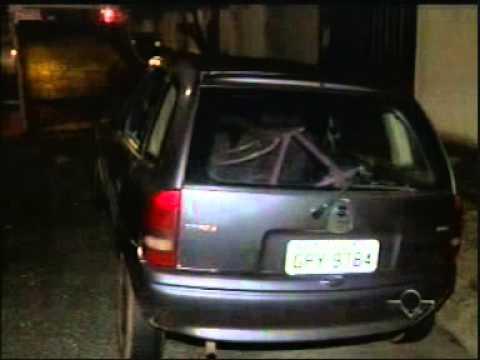Polícia apreende carro com placa clonada no Bairro Santa Mônica