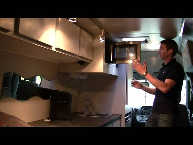 Sprinter Van RV Conversion Camper Walkthrough & Review
