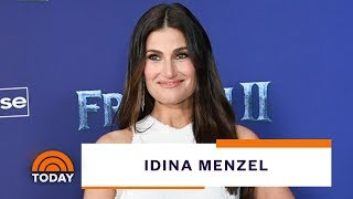 Idina Menzel Talks About 'Frozen' And Her New Album | TODAY