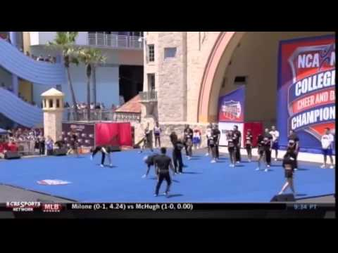 NAVARRO COLLEGE CHEER - CBS SPORTS NCA COLLEGE SHOW 2014